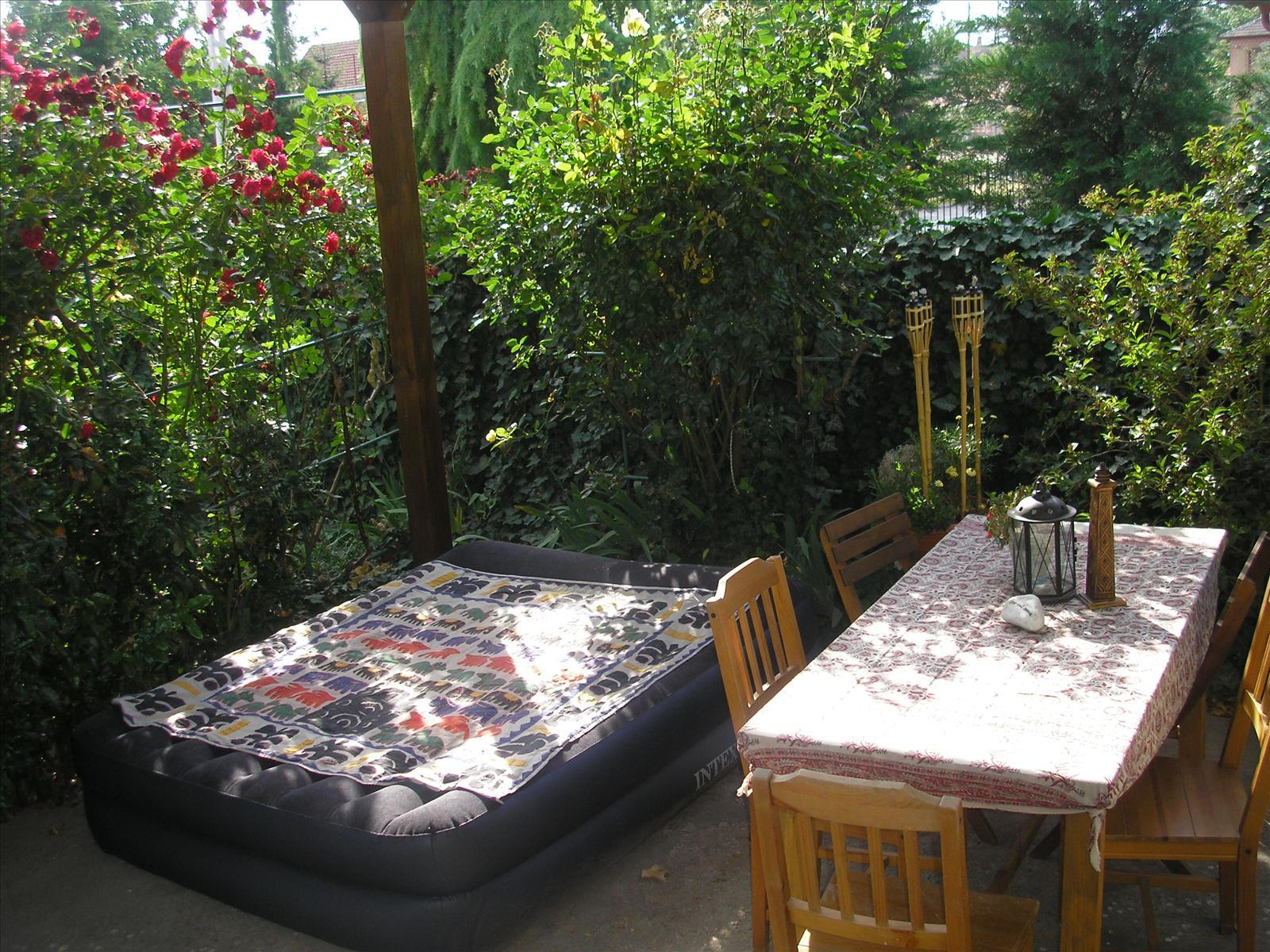 Balkong/Altan planering - Trädgård - Feng shui iFokus