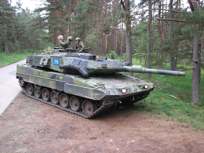 Tanque Stridsvagn 122 [Suecia] - Defensa - Comunidad Mi... en Taringa!
