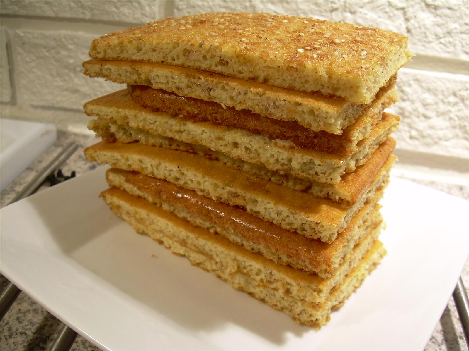 fiberhusk recept bröd