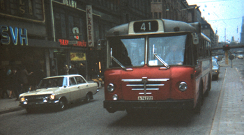 Köpa buss i tyskland