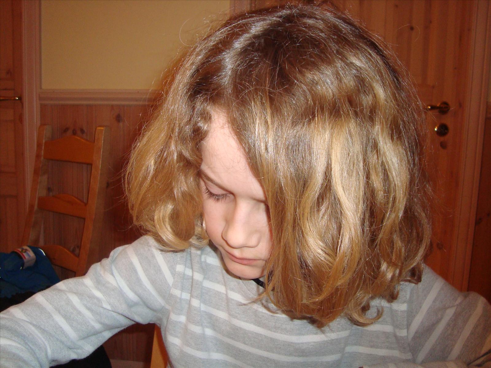 Hur växer hår