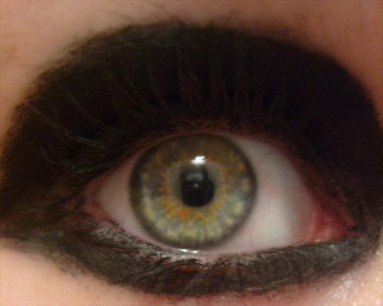 dominanta gener ögonfärg