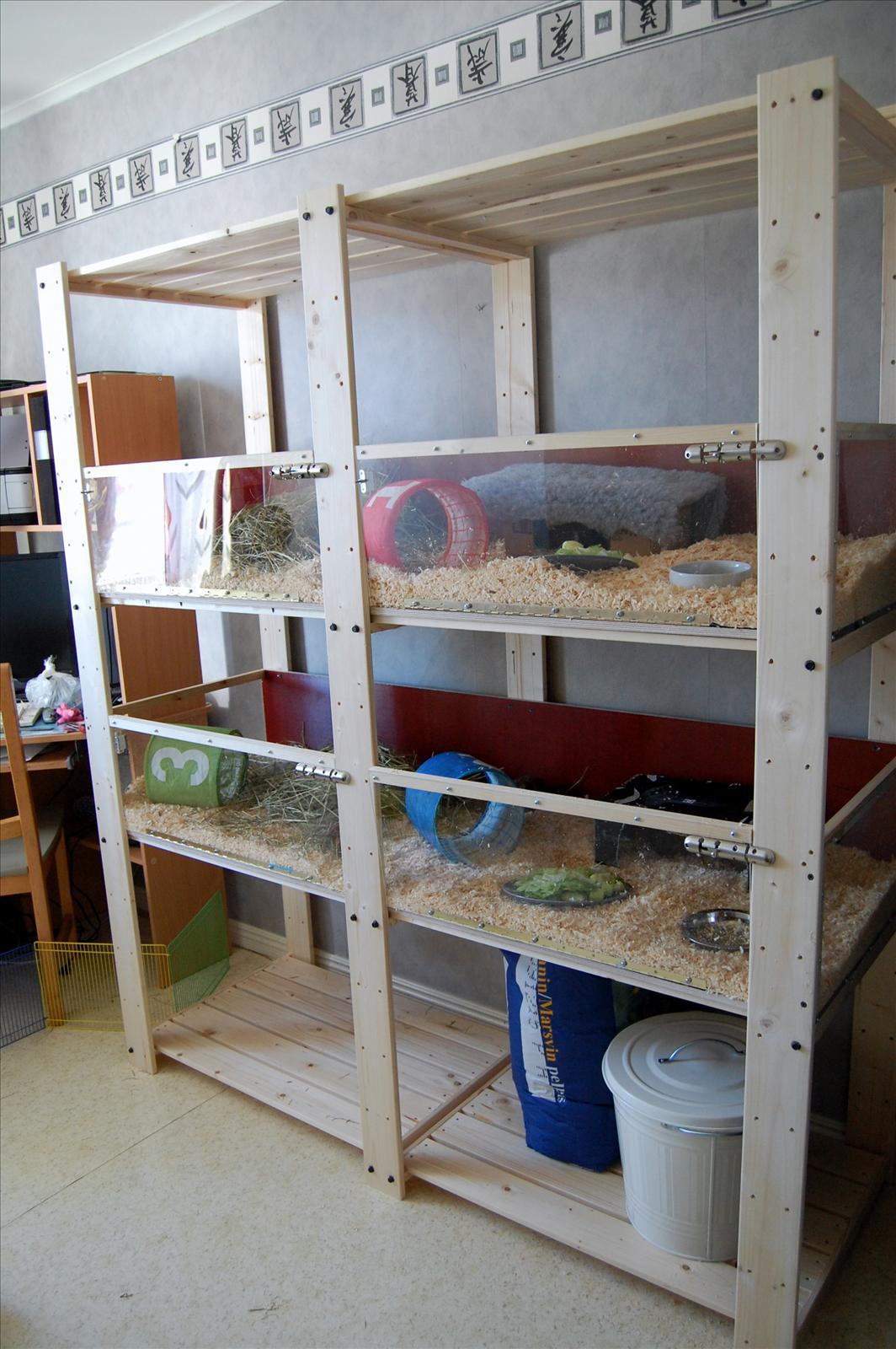 Bygga in bokhylla u2013 Möbel för kök, sovrum