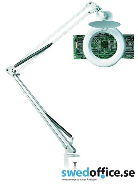 Nya Köpes: Lampa med förstoringsglas - Köp / Sälj och Byt LA-89