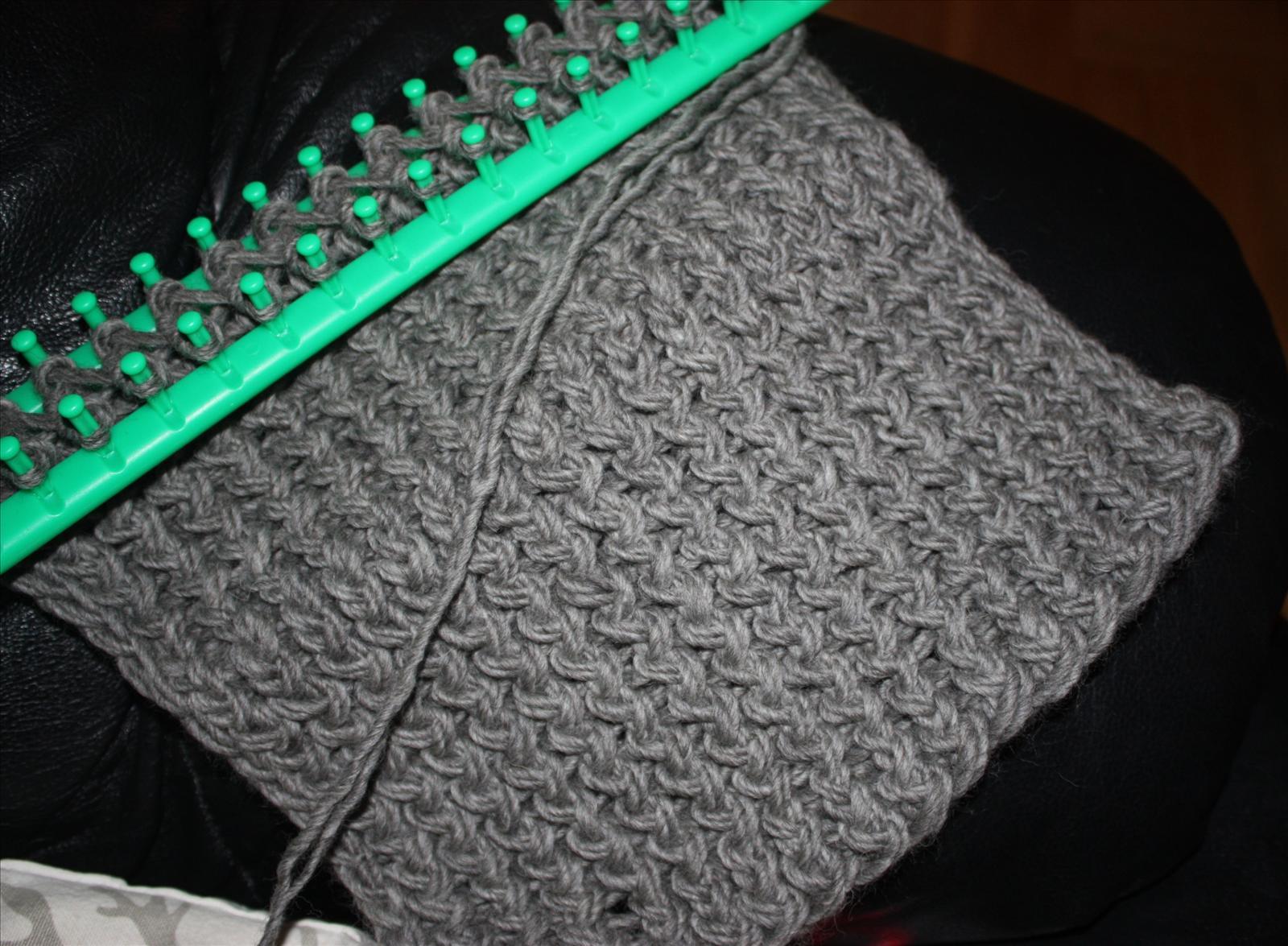 Tips For Knitting Quickly : Mitt quick knit projekt handarbeta textil virka sticka