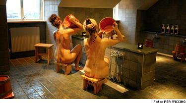 dusch massage små bröst nära Göteborg